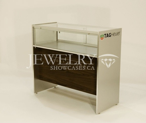 Pedestal Display Cases