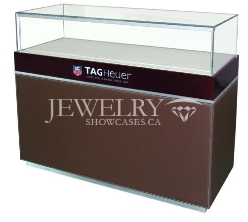 Glass Counter Showcases