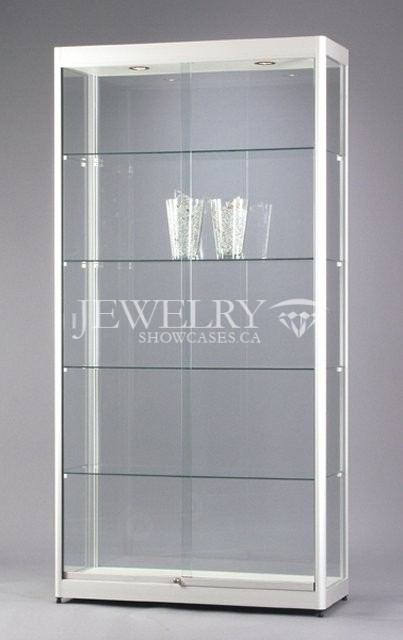 Free Standing Display Cabinets