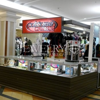 Mall Retail Jewelry Kiosks